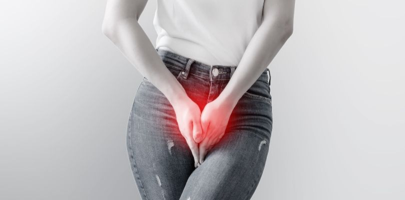 Losing healthy weight may help with overactive bladder symptoms.
