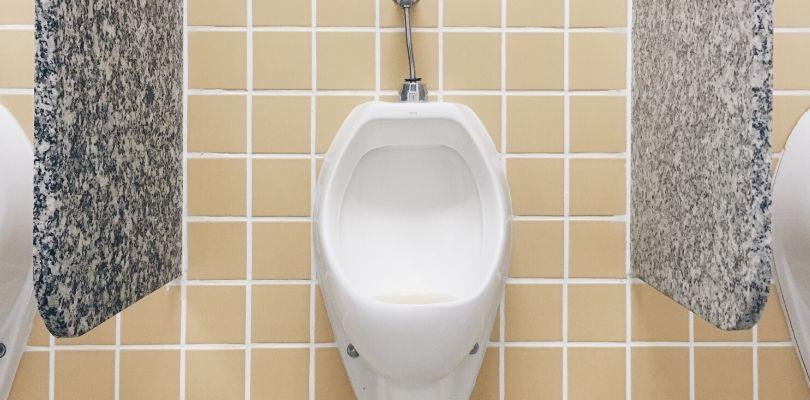A urinal.